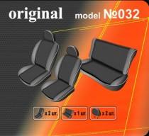 Оригинальные чехлы VW Polo IV  EMC