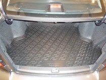 L.Locker Коврик в багажник Suzuki SX4 sedan 2008-2013 полимерный