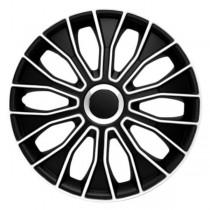 Колпаки 4Racing Voltec Black&White R13 4 Racing