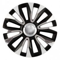 Колпаки Avalone Chrome Black  R16 MAX6