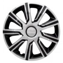Колпаки Veron Chrome Black  R16 MAX6