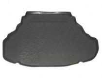 Коврик в багажник Toyota Camry (V50) 2011- полимерный  L.Locker