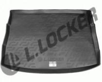 L.Locker Коврик в багажник Volkswagen Golf 7 HB 2012- полимерный