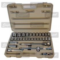 Набор инструментов 31 шт chrome vanadium Elegant