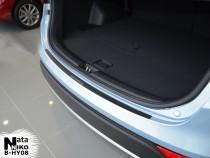 NataNiko Накладка на задний бампер Hyundai Santa Fe II 2009-2012