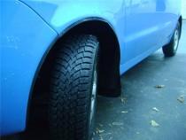 Unidec Защита колесных арок Opel Astra G (Classic)