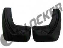 Брызговики Citroen C4 2011-  задние к-т L.Locker