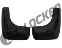 Брызговики Citroen C4 2011-  пердние к-т L.Locker
