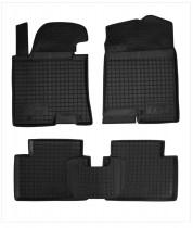 Коврики в салон полиуретановые Hyundai i30- 2012- Avto Gumm