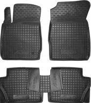Коврики в салон полиуретановые Ford Fiesta 2008- Avto Gumm