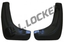 Брызговики Ford Focus II HB 2005- задние к-т L.Locker