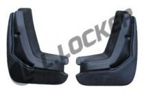 Брызговики Ford Focus III HB 2011- задние к-т L.Locker