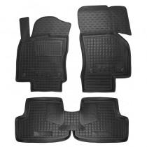 Avto Gumm Коврики в салон полиуретановые Seat Leon 2012- 5D