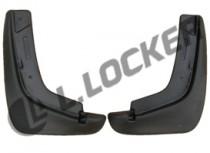 L.Locker Брызговики Geely Emgrand EC7  2011- передние к-т