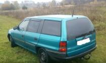 Cobra Tuning Ветровики Opel Astra F Caravan 1991-1998