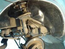 Подкрылки Nissan X-Trail T30 2001-2007 задние