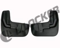 L.Locker Брызговики Honda Civic 5D 2012- передние к-т