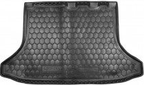 Полиуретановый коврик багажника Chery Tiggo 5 2013- Avto Gumm