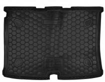 Полиуретановый коврик багажника Citroen Nemo/Peugeot Bipper/Fiat Fiorino/Qubo Avto Gumm
