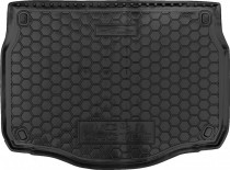 Полиуретановый коврик багажника Citroen C4 Cactus Avto Gumm