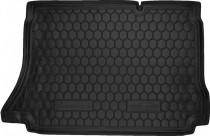 Полиуретановый коврик багажника Lanos/Sens hb Avto Gumm
