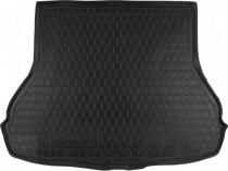 Полиуретановый коврик багажника Hyundai Elantra 2011-2015 Avto Gumm