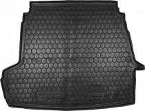 Полиуретановый коврик багажника Hyundai Sonata 2010-2014 Avto Gumm