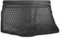 Полиуретановый коврик багажника Hyundai i30 2012- hatchback Avto Gumm