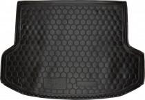 Полиуретановый коврик багажника Hyundai ix35 Avto Gumm