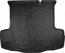Полиуретановый коврик багажника Fiat Linea Avto Gumm