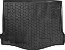 Полиуретановый коврик багажника Ford Focus 2011- hatchback Avto Gumm