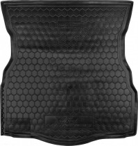 Полиуретановый коврик багажника Ford Mondeo 2014- liftback Avto Gumm