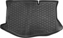 Полиуретановый коврик багажника Ford Fiesta 2008-2013 Avto Gumm