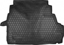 Полиуретановый коврик багажника Geely Emgrand EC8 Avto Gumm