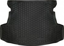 Полиуретановый коврик багажника Geely GC-5 sedan Avto Gumm