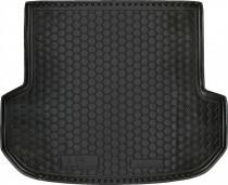 Полиуретановый коврик багажника Kia Sorento 2015- 5 мест Avto Gumm