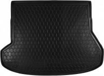 Полиуретановый коврик багажника Kia Ceed 2013- SW Avto Gumm
