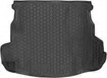 Полиуретановый коврик багажника Mazda 6 2002-2007 Avto Gumm