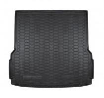 Полиуретановый коврик багажника Mercedes-Benz GL/GLS-class X166 7 мест Avto Gumm
