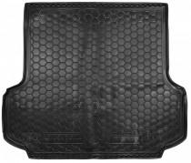 Полиуретановый коврик багажника Mitsubishi Pajero Sport 2008-2015 Avto Gumm