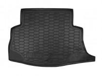 Резиновый коврик багажника Nissan Leaf 2010-2017 Avto Gumm