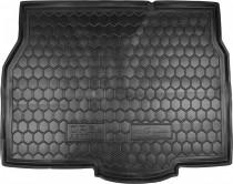 Полиуретановый коврик багажника Opel Astra H hatchback Avto Gumm