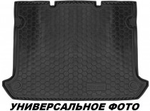 Полиуретановый коврик багажника Opel Astra K hatchback Avto Gumm