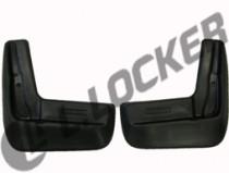 L.Locker Брызговики MG 550 передние к-т
