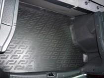 L.Locker Коврик в багажник ВАЗ Priora HB полимерный