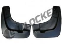 L.Locker Брызговики Nissan Juke 2010- передние к-т