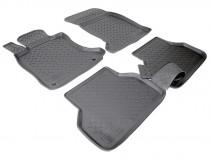Коврики резиновые BMW 5 Series (E60) 2003-2010 Nor-Plast