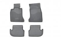 Коврики резиновые BMW 5 Series (F10) 2013- Nor-Plast