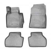 Коврики резиновые BMW X4 (F26) 3D 2014- Nor-Plast