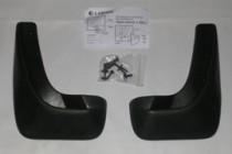 L.Locker Брызговики Opel Astra J HB/SD 2010-2013 передние к-т